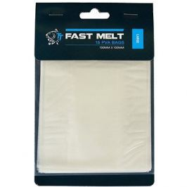 Nash Fast Melt PVA Bags Large 13x10cm 15ks