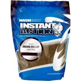 Nash Instant Action Micro Pellet 2mm 750g