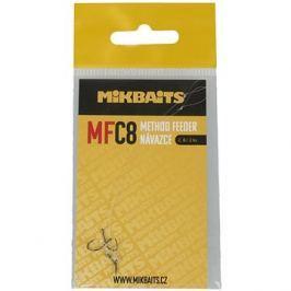 Mikbaits Návazec Method Feeder MFC Velikost 8 10cm 2ks