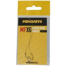 Mikbaits Návazec Method Feeder MFX Velikost 6 10cm 2ks