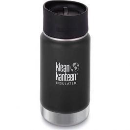 Klean Kanteen Insulated Wide w/Café Cap 2.0 - shale black 355 ml