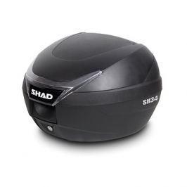 SHAD Vrchní kufr na motorku SH34 černá