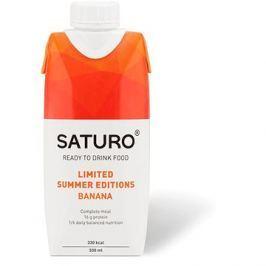 Saturo, 330ml, banán (8ks)