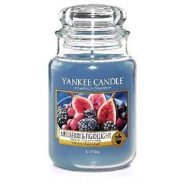 YANKEE CANDLE Classic velký Mulberry & Fig Delight 623 g