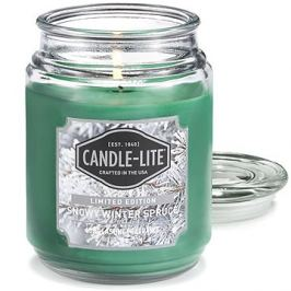 CANDLE LITE Snowy Winter Spruce 510 g