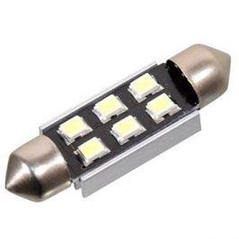 COMPASS SMD LED 12V suf. SV8.5 38mm bílá