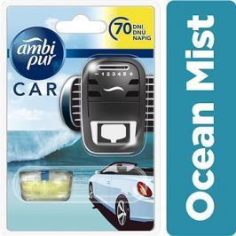 AMBI PUR Car Ocean Mist 7 ml, komplet, strojek s náplní