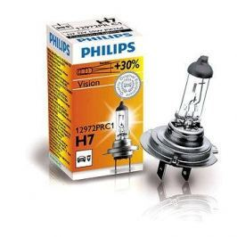 PHILIPS  H7 Vision, 55W, patice PX26d