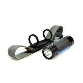 Solight ruční a čelová LED svítilna 2v1