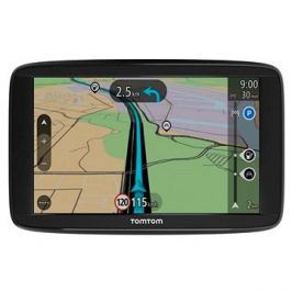 TomTom VIA 62 Europe Lifetime mapy