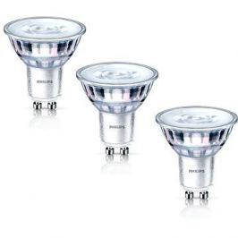 Philips LED Classic spot 4.6-50W, GU10, 2700K, set 3ks