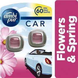 AMBI PUR Car Flower & Spring 2x2ml