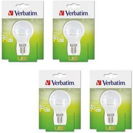 Verbatim 3.1W LED E14 2700K set 4ks