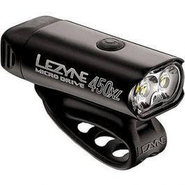 Lezyne Micro Drive 450Xl Black/Hi Gloss