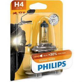 PHILIPS H4 Vision Moto Žárovky