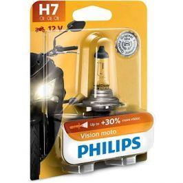 PHILIPS H7 Vision Moto Žárovky