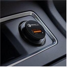 Aukey Quick Charge 3.0 1-Port Car Charger Rychlonabíječky