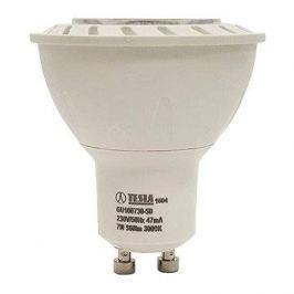TESLA LED 7W GU10 3000K stmívatelná LED žárovky