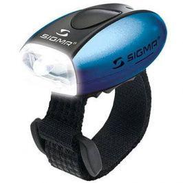 Sigma Micro modrá / přední světlo LED-bílá Přední