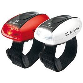 Sigma Sada Micro červená + bílá / LED-červená + bílá
