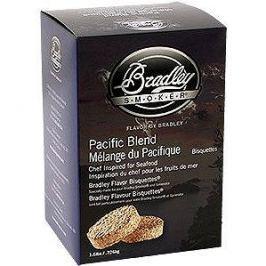 Bradley Smoker - Brikety Pacific Blend 120 kusů
