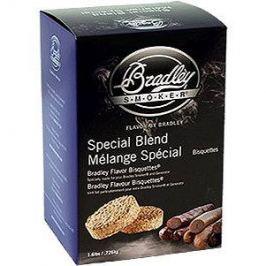 Bradley Smoker - Brikety Special Blend 120 kusů Pro udírny