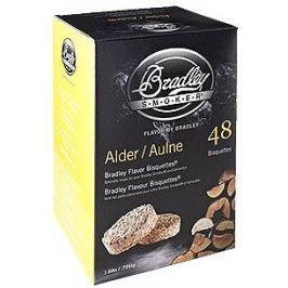 Bradley Smoker - Brikety Olše 120 kusů Pro udírny