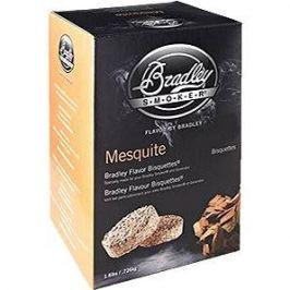 Bradley Smoker - Brikety Mesquite 120 kusů Pro udírny
