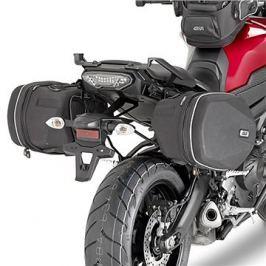 GIVI TE 2122 podpěry bočních brašen Yamaha MT-09 Tracer 850 (15-17), černé pro systém EASYLOCK