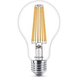 Philips LED Classic Filament 11-100W, E27, čirá, 4000K