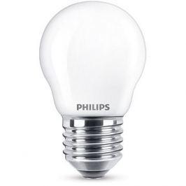 Philips LED Classic kapka 4.3-40W, E27, Matná, 2700K