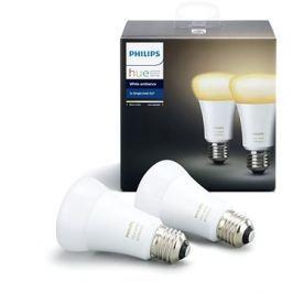 Philips Hue White Ambiance 8.5W A60 set 2ks