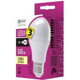 EMOS LED žárovka Classic A67 20W E27 neutrální bílá LED žárovky