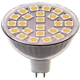 EMOS LED žárovka Classic MR16 4W GU5,3 studená bílá