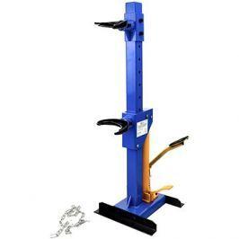 GEKO Stahovák pružin hydraulický 1T, nožní pumpa,
