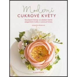 Moderní cukrové květy: Současné trendy ve zdobení dortů elegantními květy z cukrové hmoty