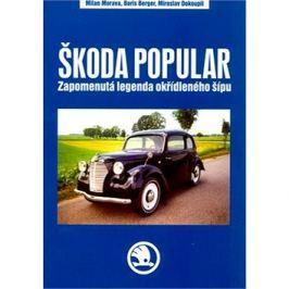 Škoda Popular: Zapomenutá legenda okřídleného šípu