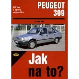 Peugeot 309 od 1990: Údržba a opravy automobilů č. 27