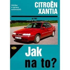 Citroën Xantia od 1993: Údržba a opravy automobilů č. 73