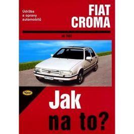 Fiat Croma od 1983: Údržba a opravy automobilů č. 59
