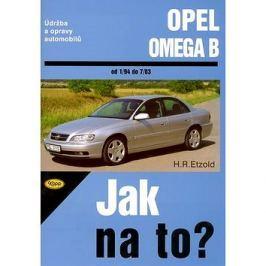 Opel Omega od 1/94 do 7/03: Údržba a opravy automobilů č. 69