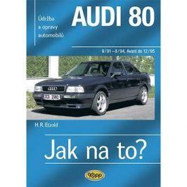 Audi 80 a Avant 9/91: Údržba a opravy automobilů č. 91