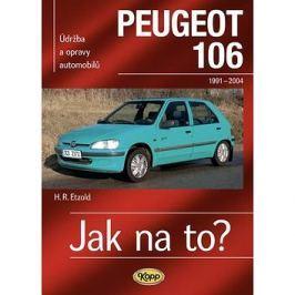 Peugeot 106  1991 - 2004: Údržba a opravy automobilů č. 47