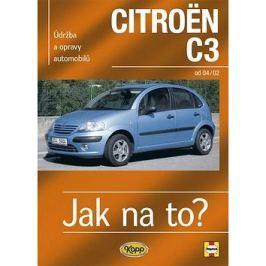 Citroen C3 od 2002: Údržba a opravy automobilů č. 93