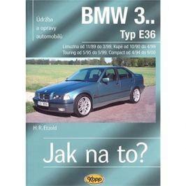 BMW 3.. Typ E36, Limuzína, Kupé, Touring, Compact: Údržba a opravy automobilů č. 70