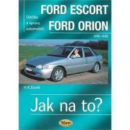 Ford Escort, Ford Orion od 9/90: Údržba a opravy automobilů č.18