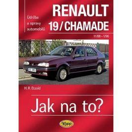 Renault 19/Chamade 11/88 - 1/96