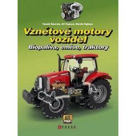 Vznětové motory vozidel: Biopaliva, emise, traktory