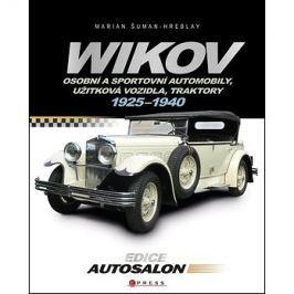 Wikov: Osobní a sportovní automobily, uřitková vozidla, traktory 1925-1940
