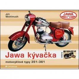 Jawa kývačka: Motocyklové typy 351–361